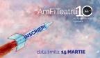 START înscrieri AmFiTeatru 10